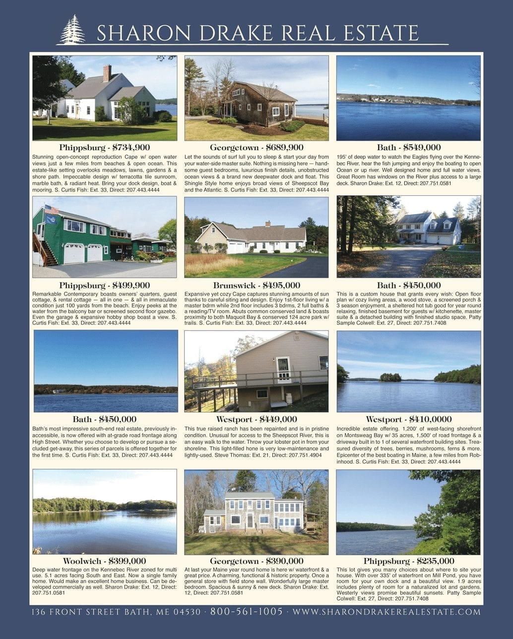 Downeast Magazine Advertising
