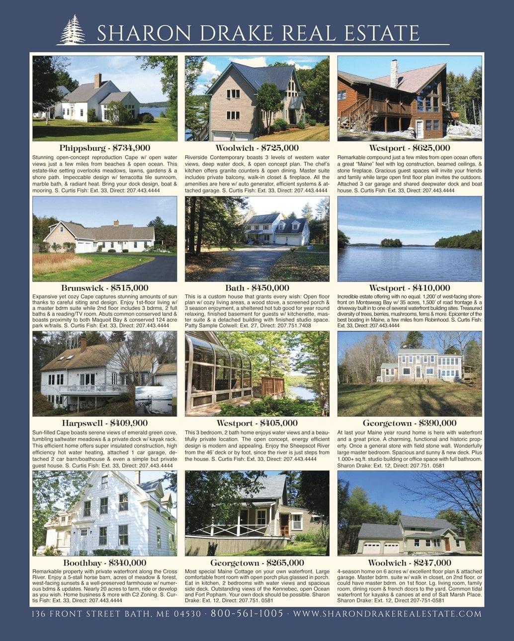 Downeast Magazine Advertising